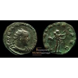 monnaie romaine de Valérien.