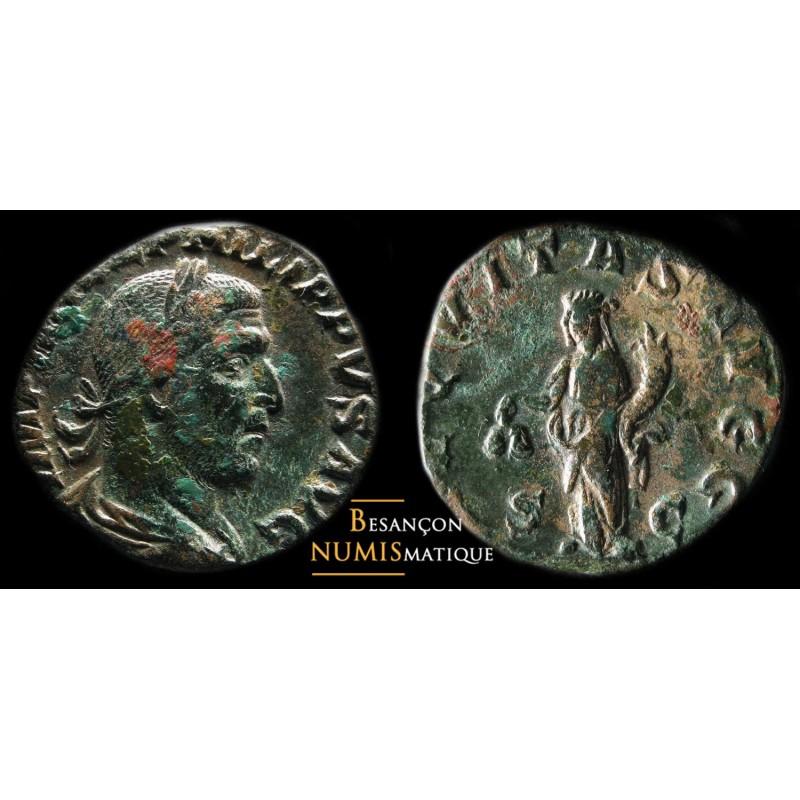 sesterce romain de Philippe I