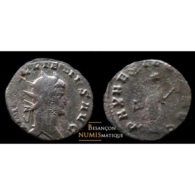 Monnaie romaine de l'empereur Gallien