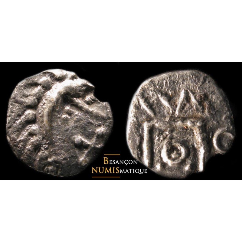Anglo-saxons - série E, var. D « Kloster Barthe Varieties » - vers 710-750