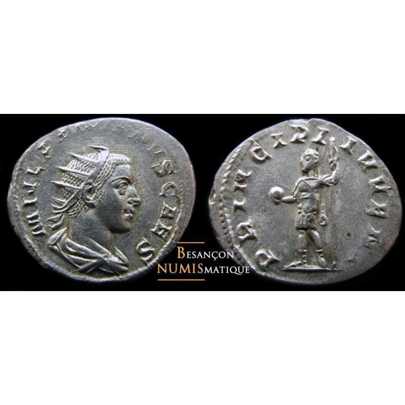 monnaie romaine, philippe II