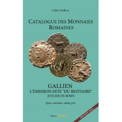 Book cover of gallienus zoo séries