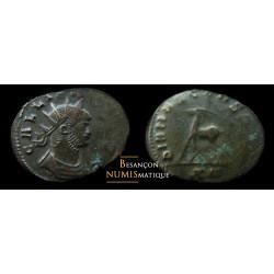 monnaie romaine de Gallien rare