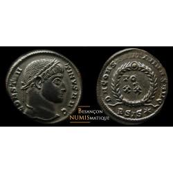 monnaie romaine, Constantin I, atelier de Siscia