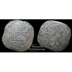 Monnaie féodale de Dole, Escalin frappé en 1623