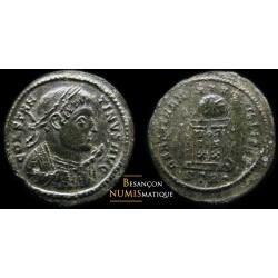 Monnaie romaine de constantin Ier émise àTreves