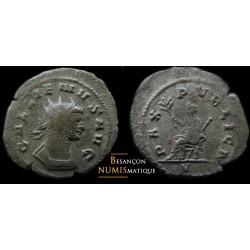 Monnaie romaine, GALLIEN - PAX PVBLICA