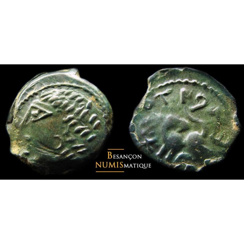 monnaie gauloise, LINGONS - Bronze EKPITO