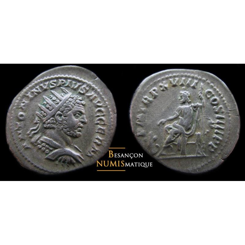 CARACALLA - Antoninien - PLUTON - Très rare !