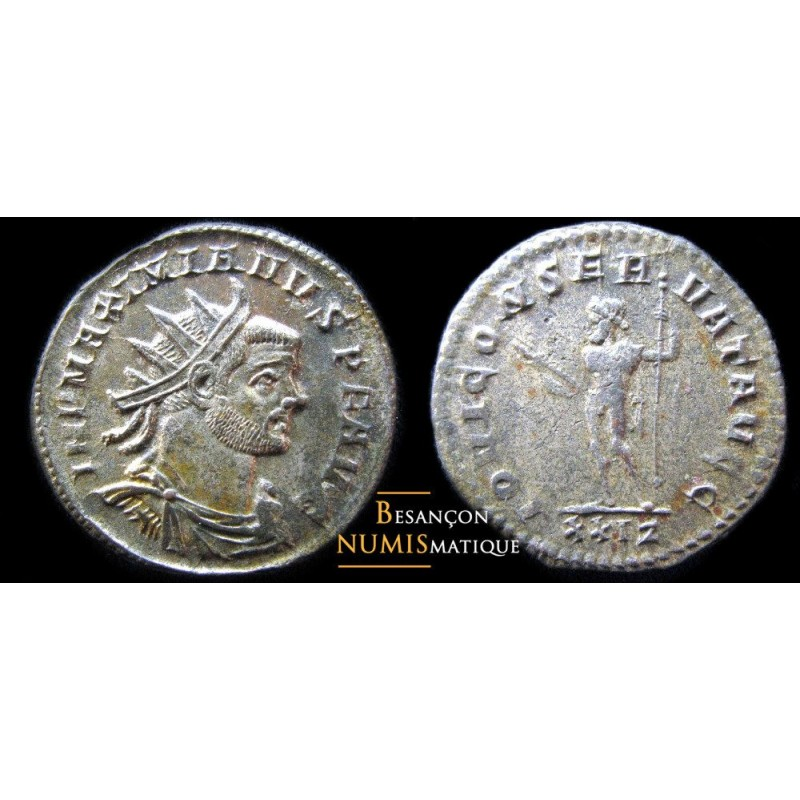 monnaie romaine de maximien Hercule