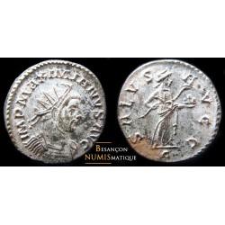 monnaie romaine de Maximien Hercule émise à Lyon