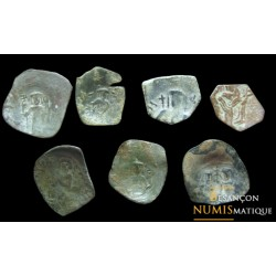 Monnaies latines de constantinople