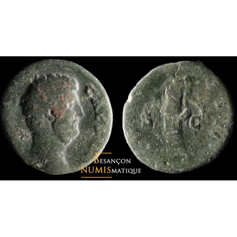 Monnaie romaine d'aelius