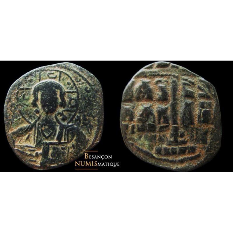 FOLLIS ANONYME - Classe B attribué à Romain III - Belle monnaie !