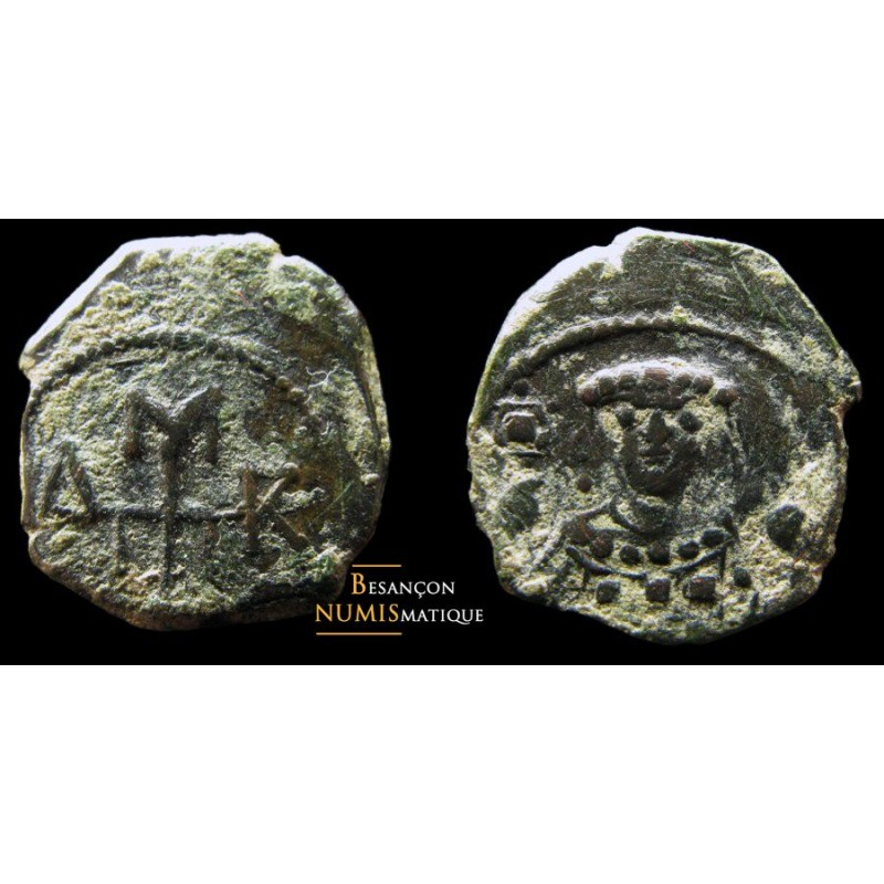 Monnaie Byzantine de manuel Ier