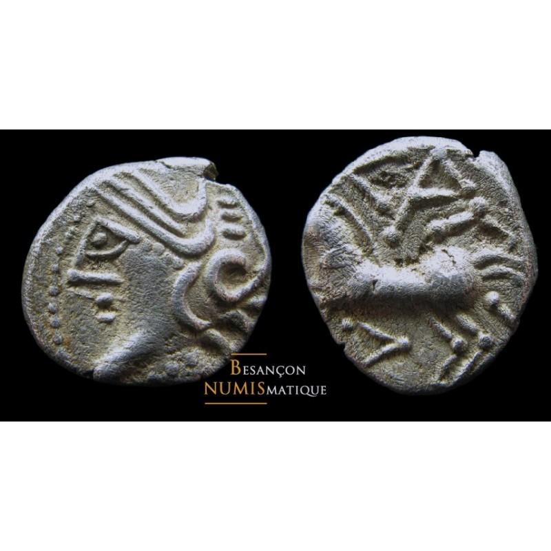 monnaie gauloise quinaire kateledoy