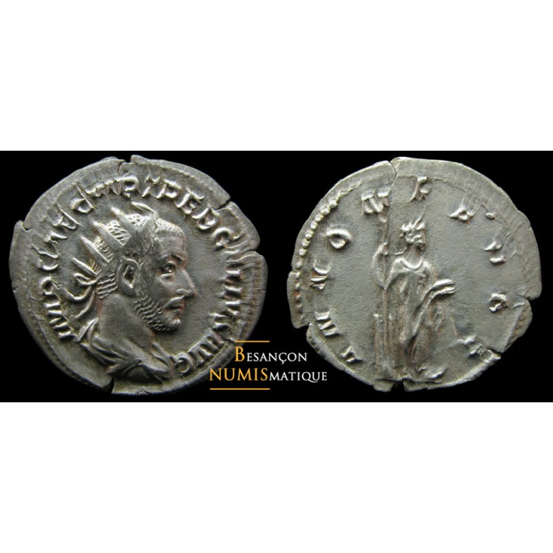 Monnaie de trebonnien Galle