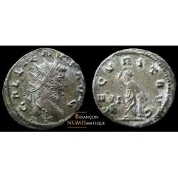 monnaie de gallien au revers SECVURIT AVG
