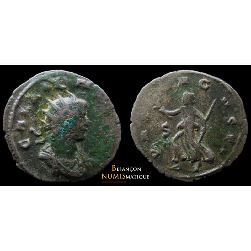 monnaie de gallien unique