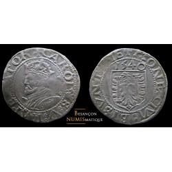 Monnaie de besançon carolus 1540