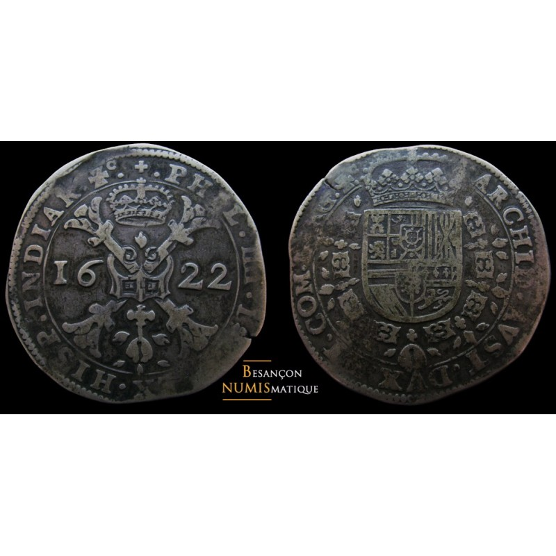 Patagon de dole 1622