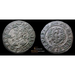 Besançon - Carolus de 1664...