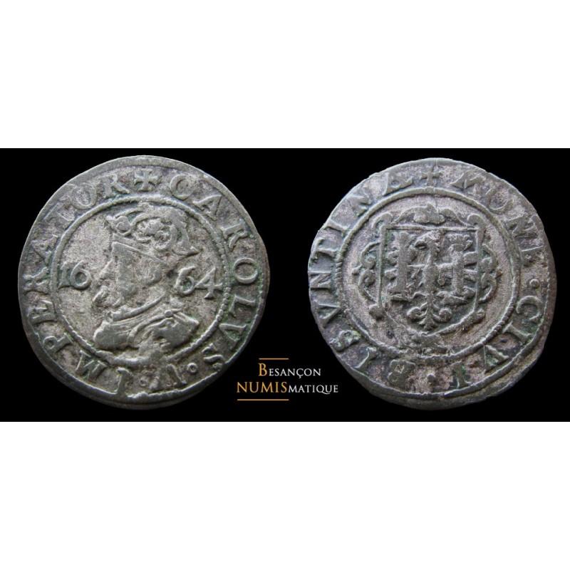 Besançon carolus 1664