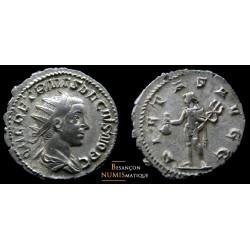 antoninien d'Hérennius Etruscus