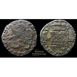 Carolus au lion 1622