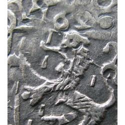 détail sur revers carolus 1620