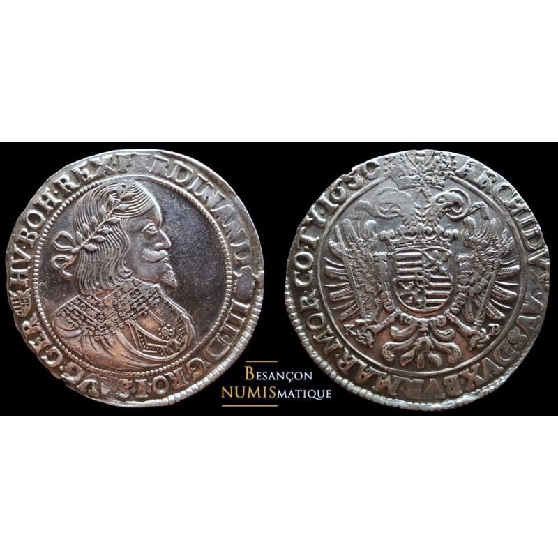 FERDINAND III ,THALER - 1650