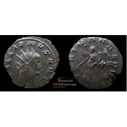 Antoninien gallien fortvna