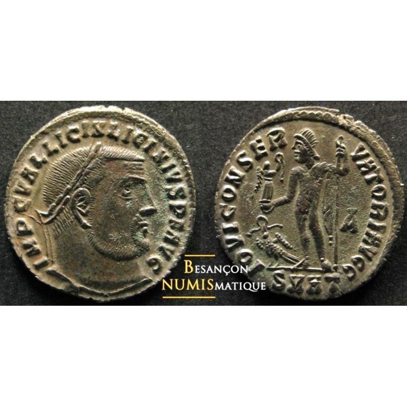 LICINIUS I - HERACLEE - RIC 6 ou 73 (R3) -