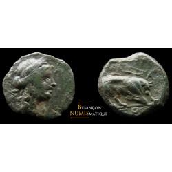 MASSALIA - MARSEILLE Bronze...