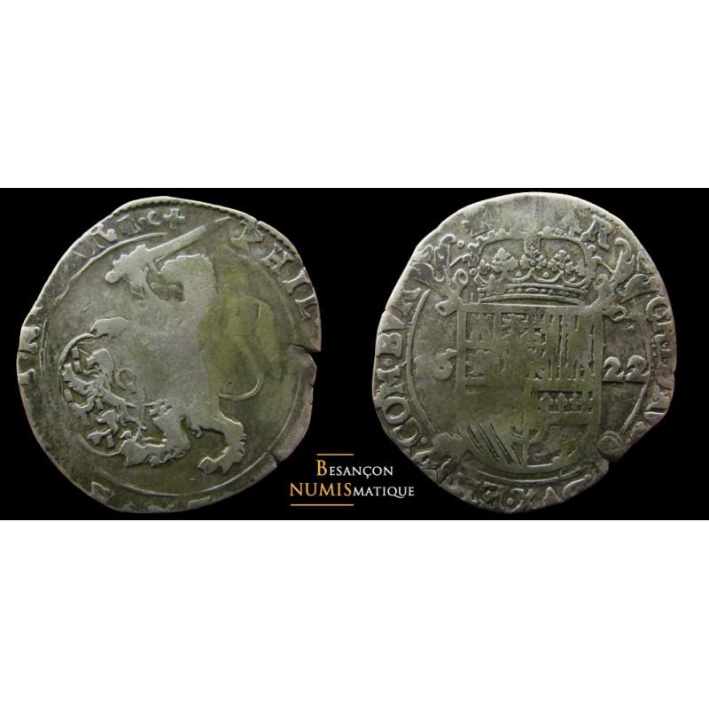 DOLE - PHILIPPE IV - ESCALIN - 1622 - PATINE & SUPER QUALITÉ / PRIX !