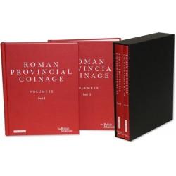 ROMAN PROVINCIAL COINAGE  VOLUME IX
