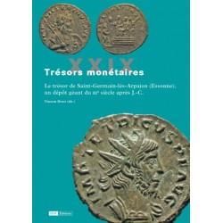 TRÉSORS MONÉTAIRES VOLUME...