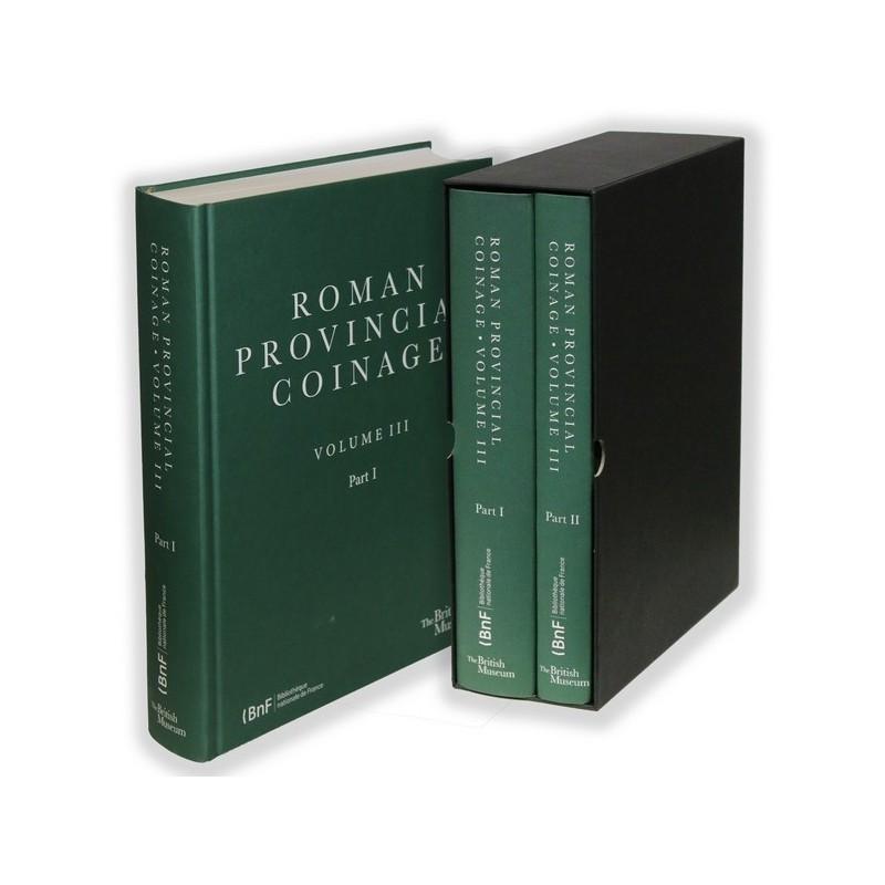 ROMAN PROVINCIAL COINAGE  VOLUME III, PART 1 : NERVA, TRAJAN, HADRIAN (AD 96-138)