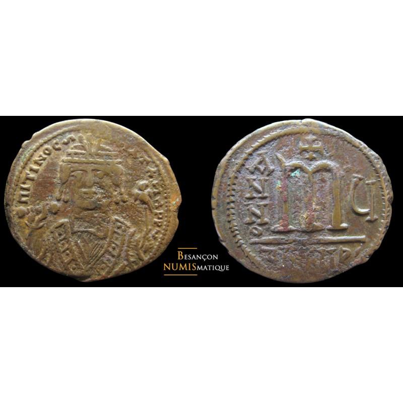 Byzance - Maurice Tibère - Théopoulis (Antioche) - Mib95ab