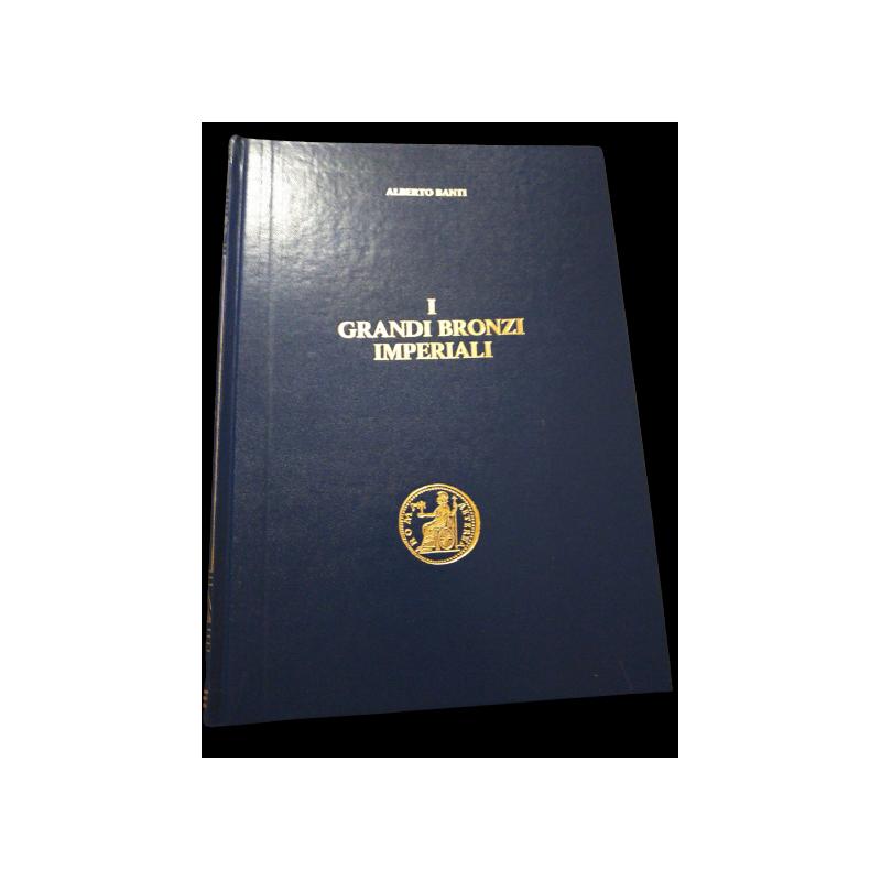 Banti - I Grandi bronzi Imperiali - Volume II / I - NERVA - TRAJAN - PLOTINA - MARCIANA - MATIDIA