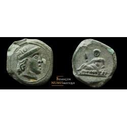 THRACE - ODESSOS - Bronze -...