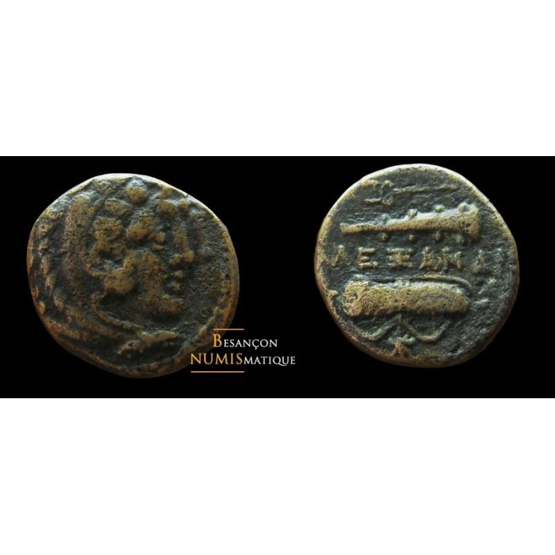 MACEDOINE - PHILIPPE III ARRHIDEE (323-316 avant J.-C.) - Monnayage au nom et au type d'Alexandre III  - RARE !
