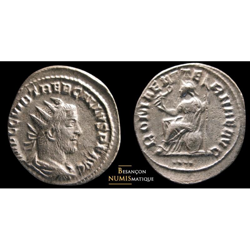 Trébonien Galle -  Antioche - ROMAE AETE/RNAEAVG - RIC 89