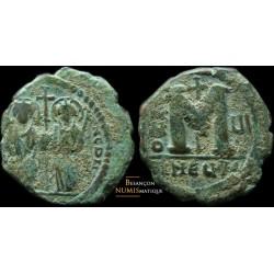 JUSTIN II - BC 379 - MIB 56a