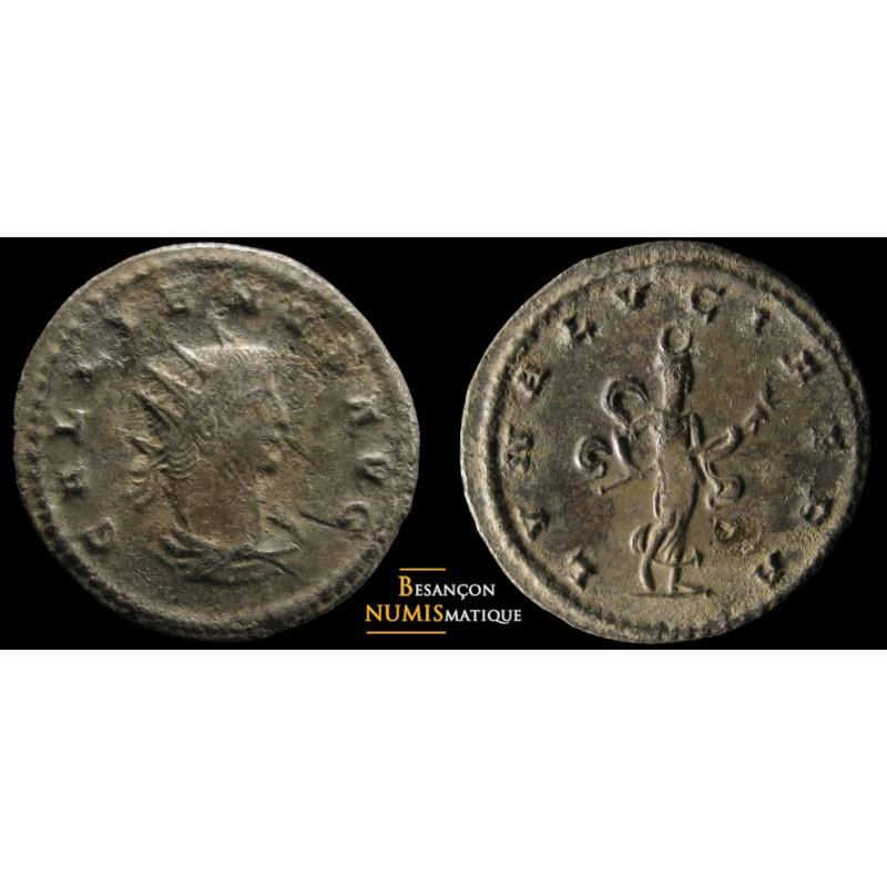GALLIEN - ANTIOCHE - LVNA LVCIFERA - MIR 1664f (10 ex.)