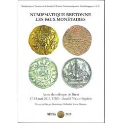 """""""Numismatique bretonne –..."""