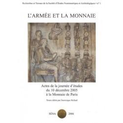 couverture de L'Armée & la MONNAIE
