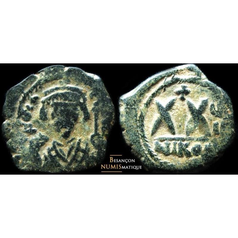 PHOCAS - Æ 20 Nummi - BC 663