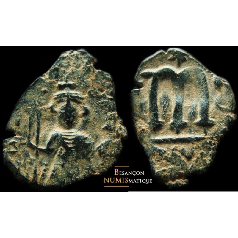 CONSTANS II - Æ follis - BC 1005 - MIB 167c