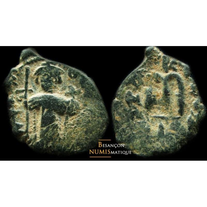 CONSTANS II - Æ follis - BC 1005 - MIB 167d